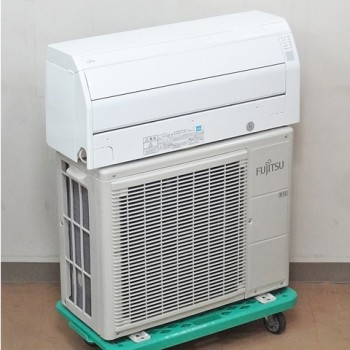 東京都練馬区で2018年製三菱電機ルームエアコン【中古品】を買取しました。