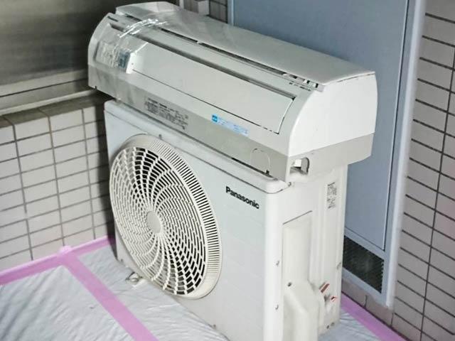 東京都練馬区で2018年製三菱電機ルームエアコン【中古品】を買取りました。