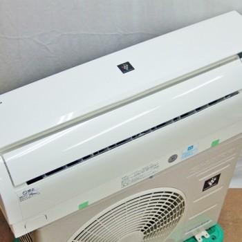 東京都新宿区で2016年製のSHARPのルームエアコン【中古品】を買取しました。
