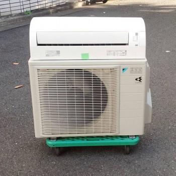 千葉県浦安市で2019年製ダイキンのルームエアコンを買取致しました。