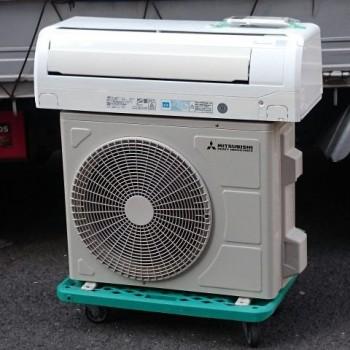 東京都練馬区で2014年製の三菱重工のルームエアコン【中古品】を買取しました。