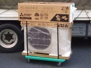 新品 三菱電機 ルームエアコン