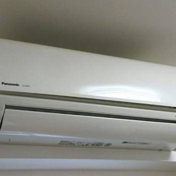 東京都目黒区で2015年製のPanasonic(パナソニック)のルームエアコン【中古品】を買取しました。