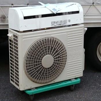 東京都西東京市で2018年製の日立のルームエアコン【中古品】を買取しました。