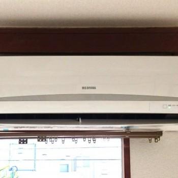 東京都豊島区で2018年製のアイリスオーヤマのルームエアコン【中古品】を買取しました。