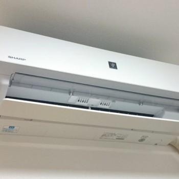 東京都文京区で2019年製のSHARP(シャープ)のルームエアコン【中古品】を買取しました。