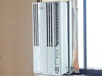 2020年製 コロナ 窓用エアコン